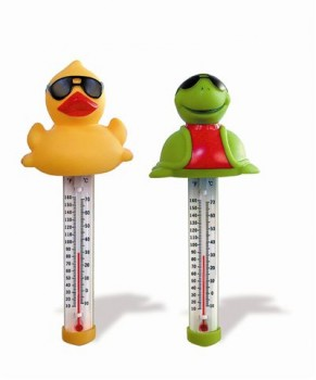 Thermometer - Duck + Turtle