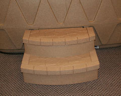 Treppe Small Storage Sand